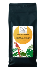 Kawa Brazylia Cerrado speciality ziarnista 500g. SCA83